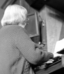 Image of Organist Brenda Clements