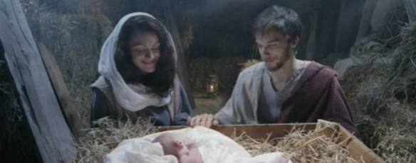 Christmas starts with Christ, share the love